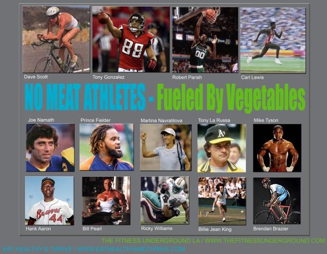 1 no meat athletes xxxx